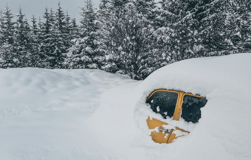 24-Hour Snow Removal Service