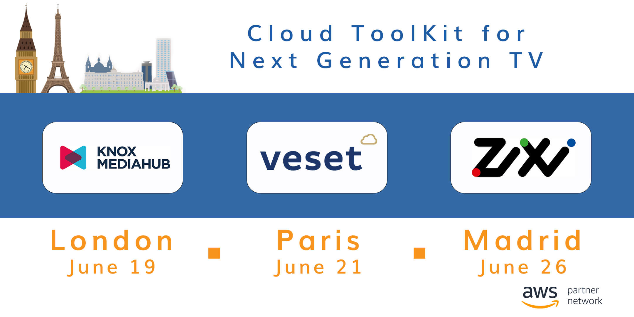 The Cloud Toolkit for Next Generation TV