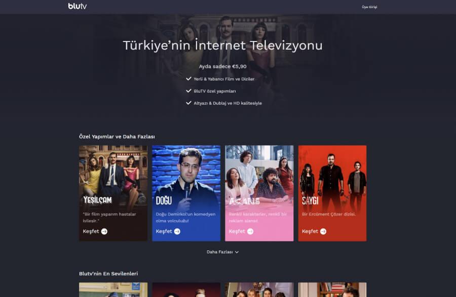 BluTV Adopts Veset Nimbus to Stream Its Original Linear Channels