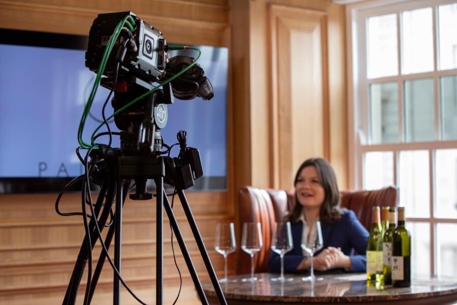 VESET NIMBUS DELIVERING 67PALLMALL.TV