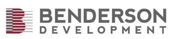 Benderson Development logo