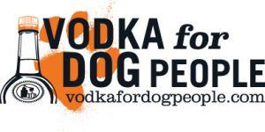 Vodka for Dog People logo