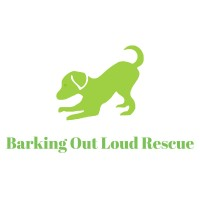 Barking Out Loud Rescue logo