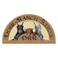 Dobie Ranch Rescue logo