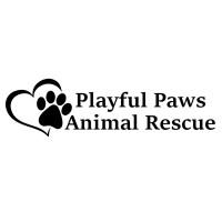 Playful Paws Animal Rescue logo