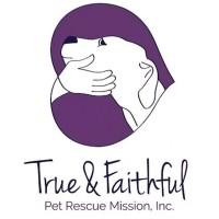 True & Faithful Pet Rescue Mission Inc. logo