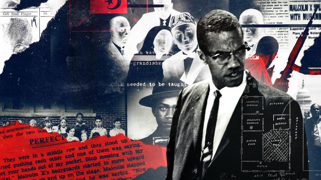 Netflix's Malcolm X background