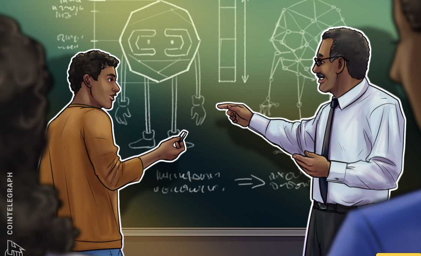 Black Americans are changing the face of crypto and blockchain through education