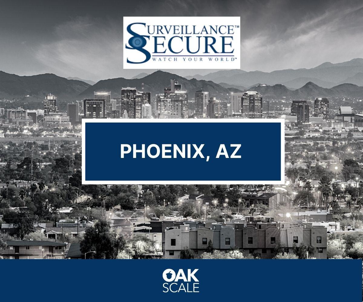 Surveillance Secure Franchise Arizona