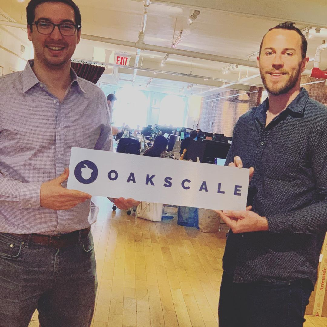 Joshua Kovacs and Joseph Sexton of Oakscale discussing how to grow franchise brands.