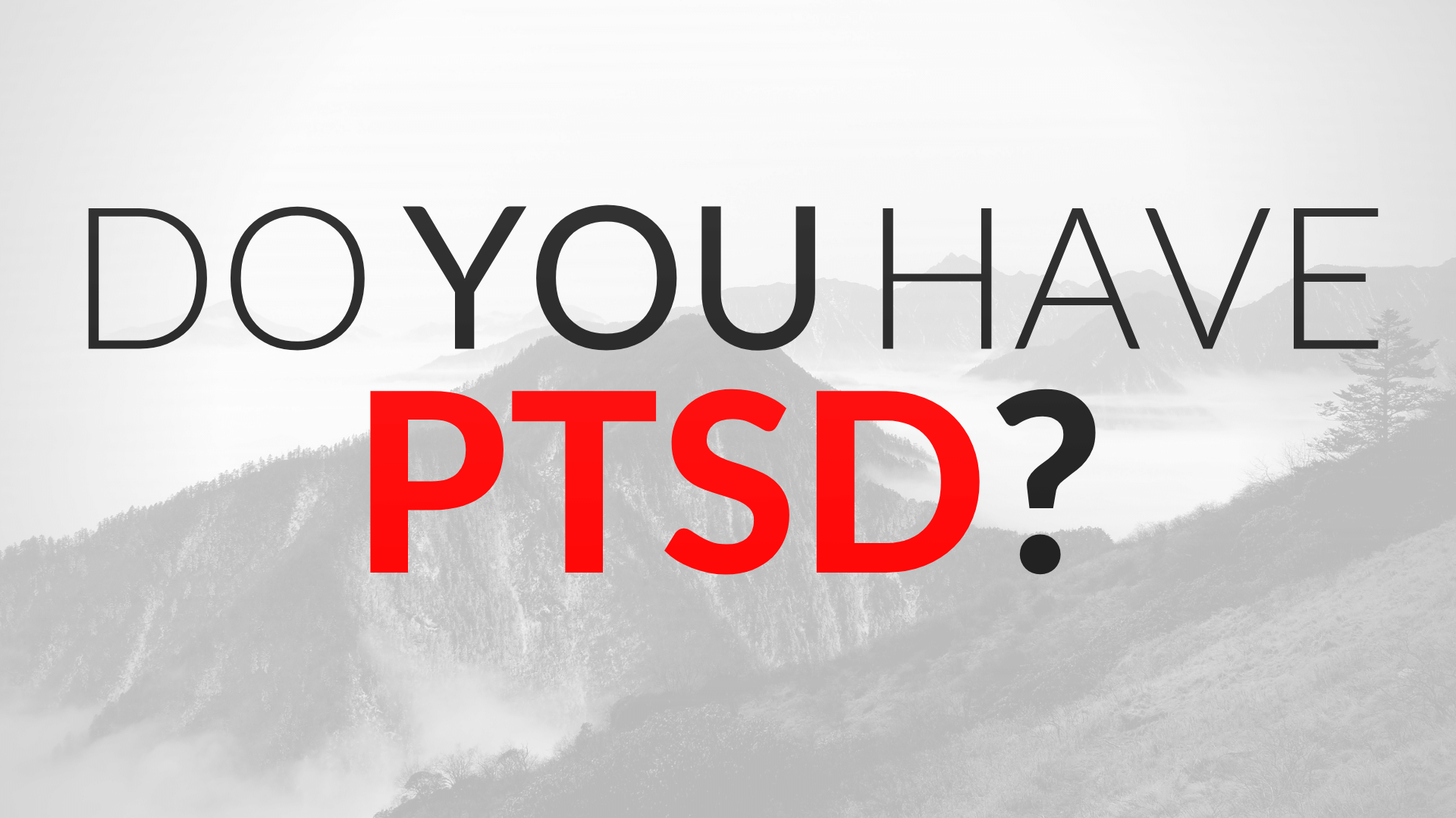 Do You Have PTSD? Learn The Official DSM-5 Criteria