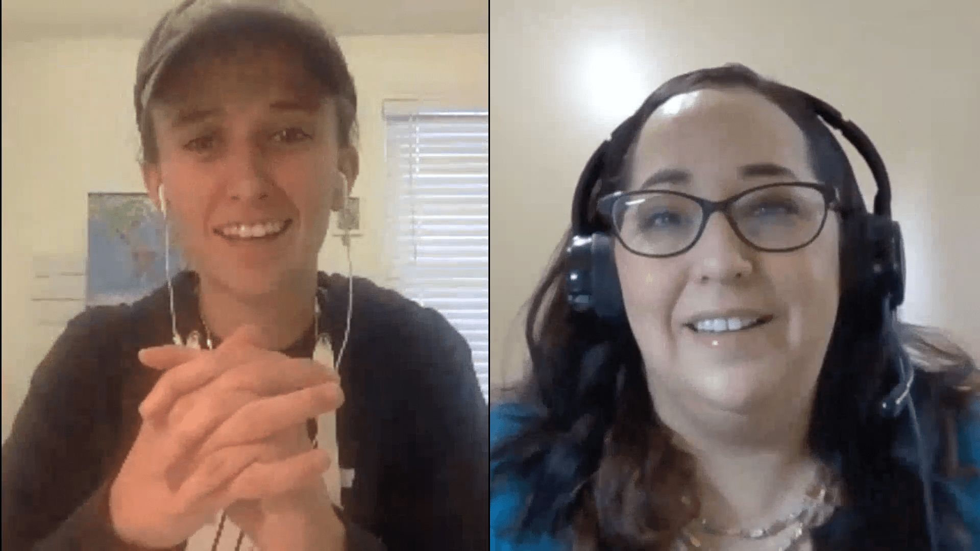 Turning Points In PTSD Recovery With Jen Ready & Kayleen Wright