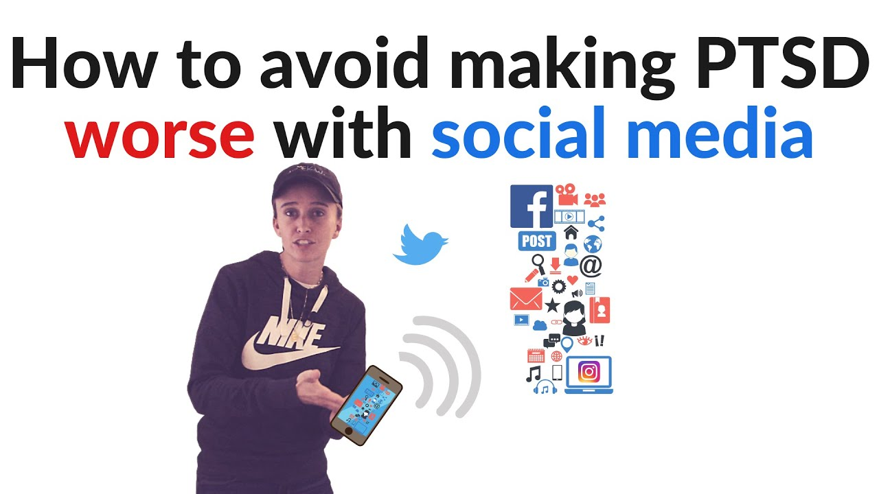 How To Avoid Making PTSD Worse With Social Media