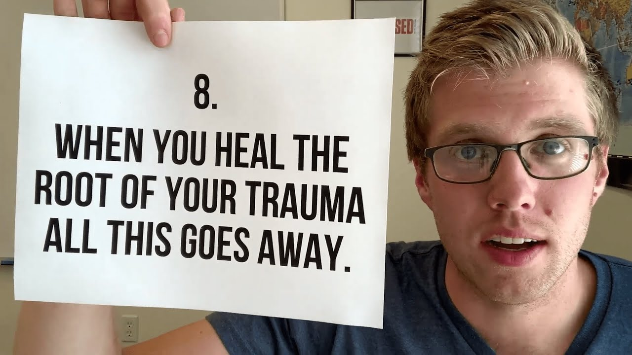 7 Ways Unhealed Trauma Affects Your Body And Behavior (PTSD & Post Traumatic Stress Disorder)
