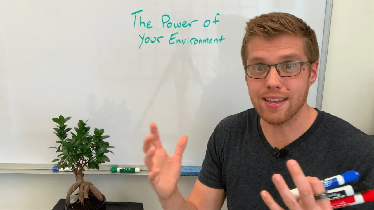 The Power Of Your Environment | PTSD & Trauma Recovery