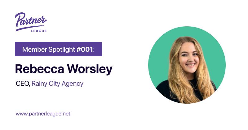 Member Spotlight: Rebecca Worsley, CEO-Rainy City Agency