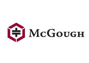 McGough Construction logo