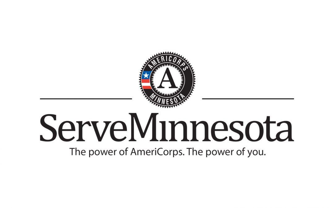 Serve Minnesota logo