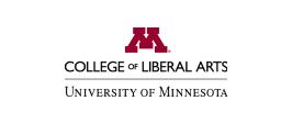 University of Minnesota College of Liberal Arts logo