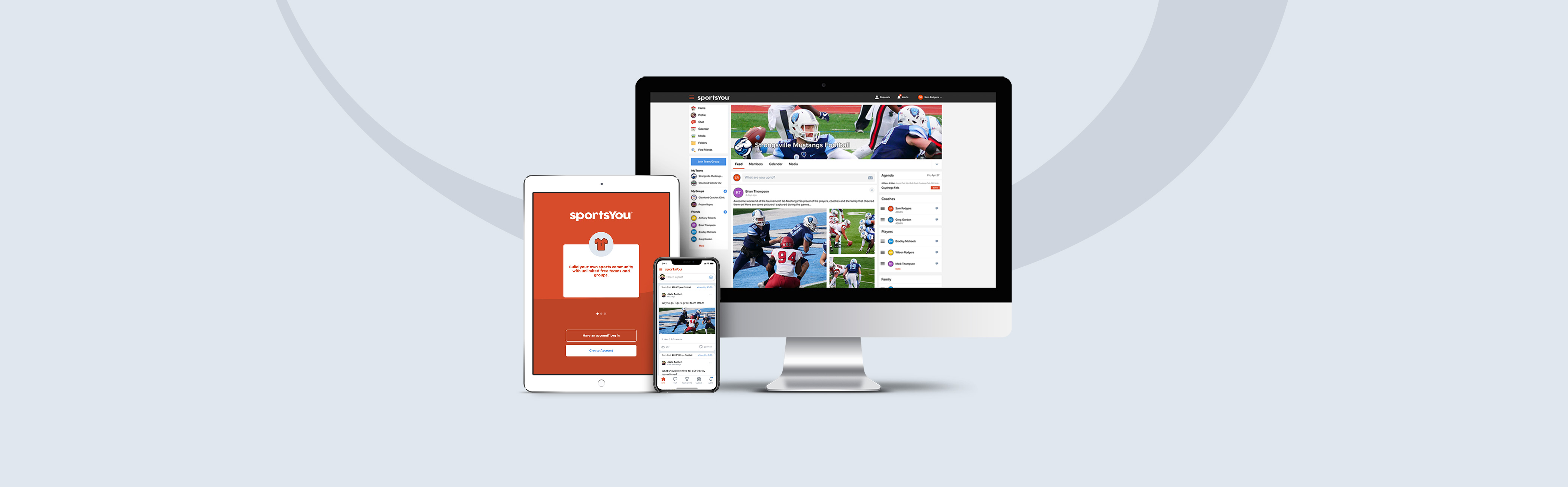 sportsYou for organizations