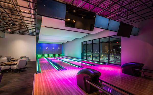 Private Bowling Alley for Special Events in Naperville WhirlyBall