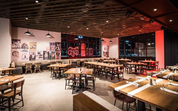 Pivot Room Restaurant Tables