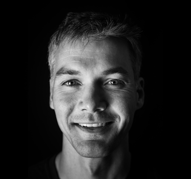 Headshot of Andy Lapsa, founder and CEO of STOKE
