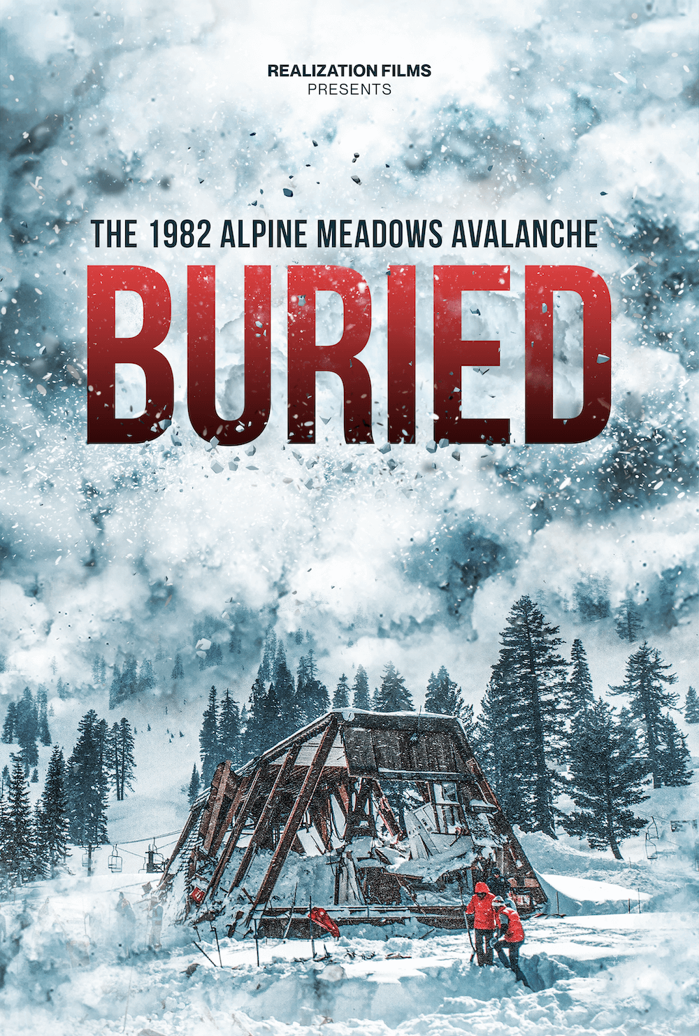 Buried: The 1982 Alpine Meadows Avalanche