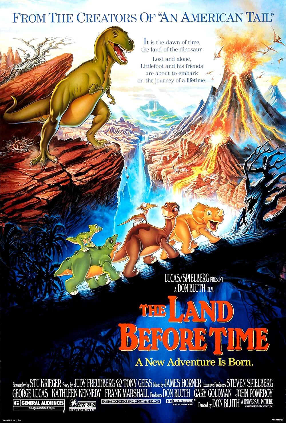 Land Before Time, Family Show at The Palace
