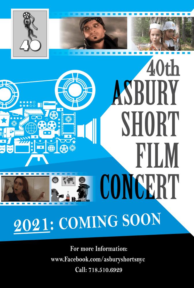 40th Anniversary Asbury Short Film Concert