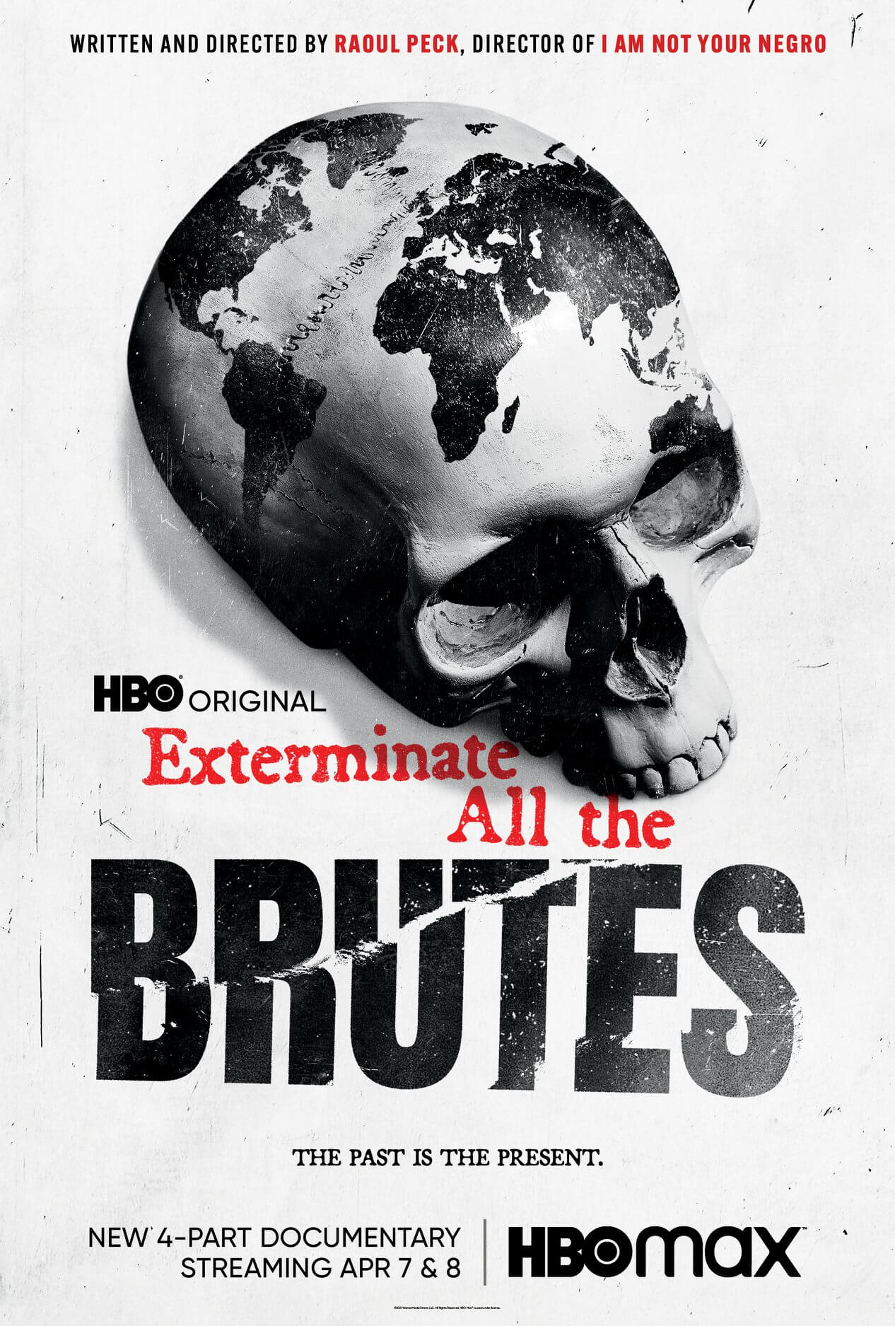 Exterminate All The Brutes Parts 1 and 2