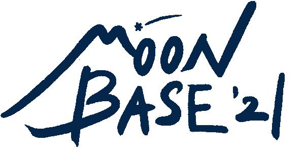 MOON BASE CAMP'21のロゴ