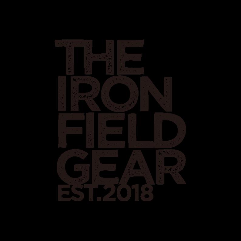 The Iron Field Gear(ジ・アイアン・フィールド・ギア)のロゴ