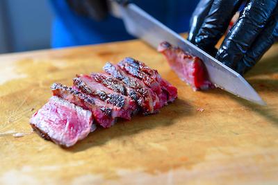 熟成肉ワークショップのイメージ写真