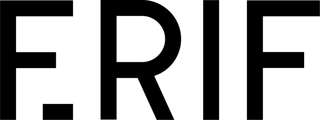 ERIFのロゴ
