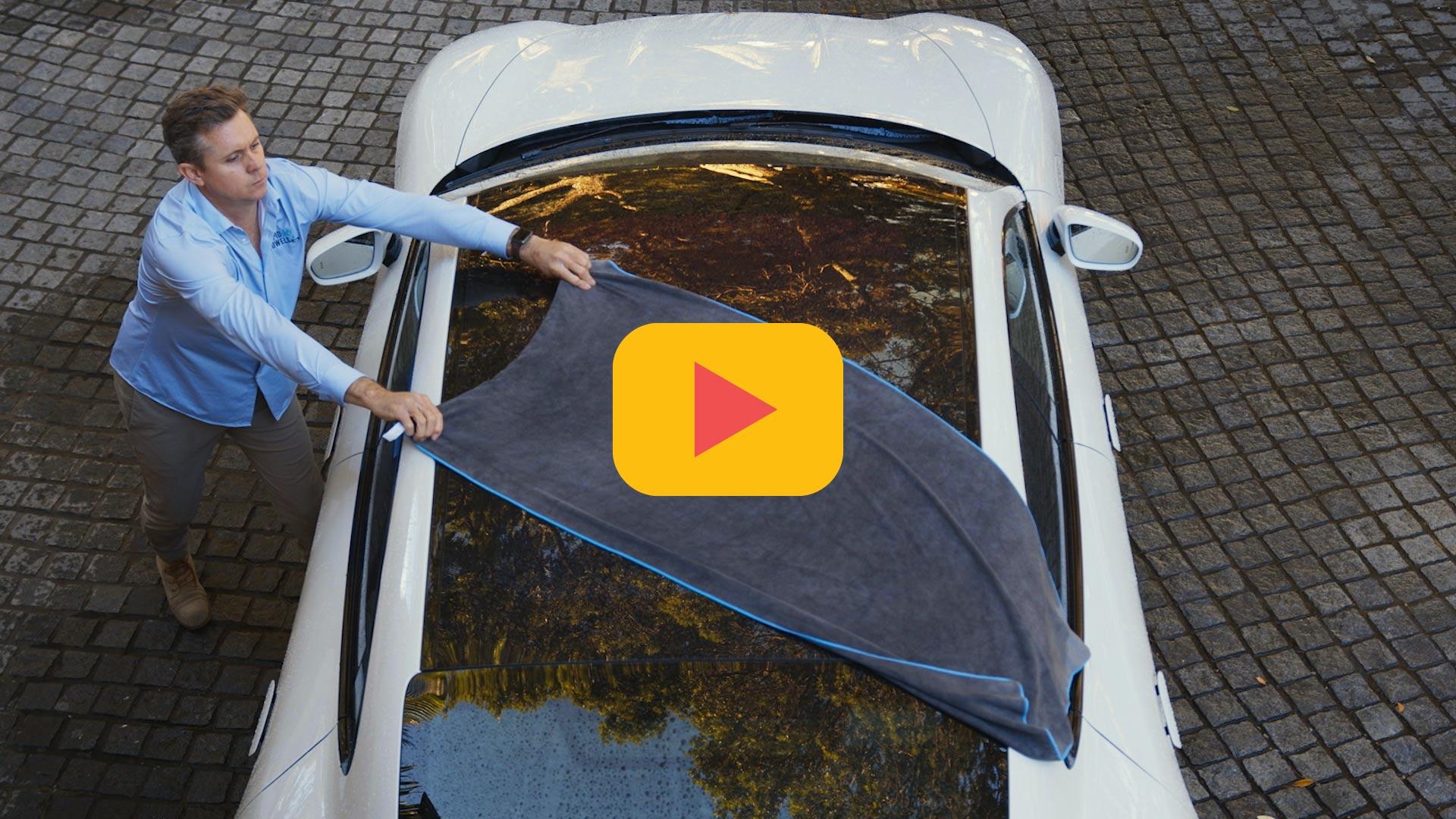 Rapid Dry Towels Explainer Video