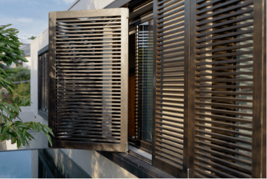 Timber Shutters in Sydney