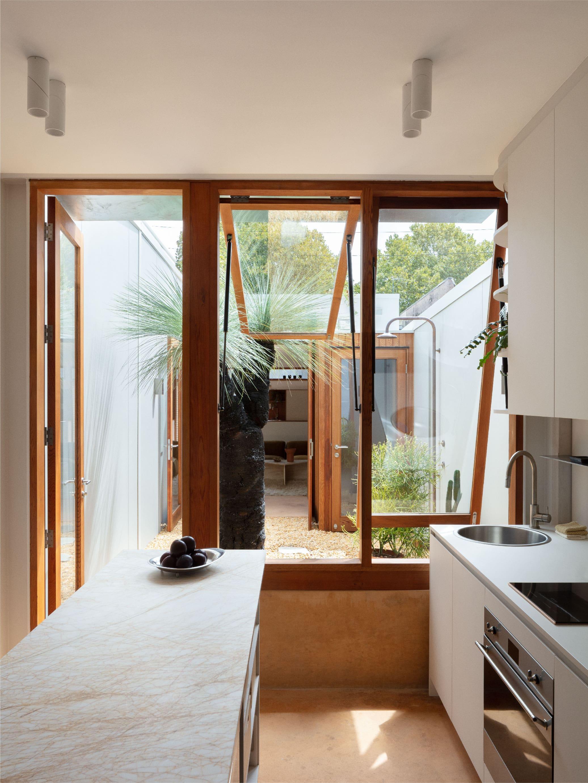 Timber Windows in Redfern