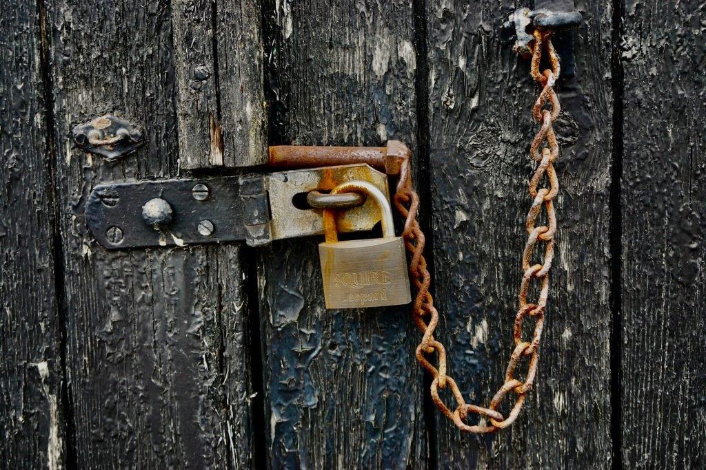 Traditional deadbolt locks