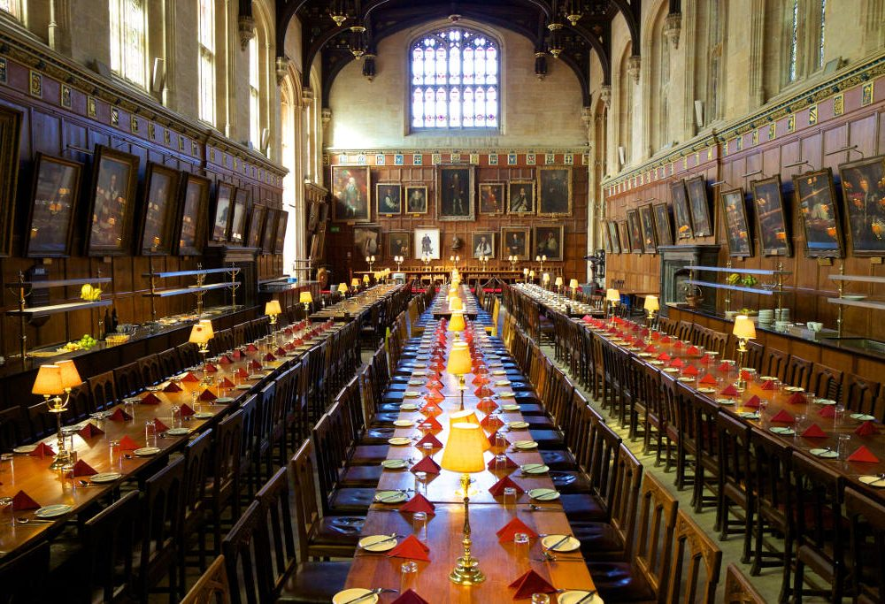 Hogwarts Great Hall - Fictional Places to Visit in Real Life
