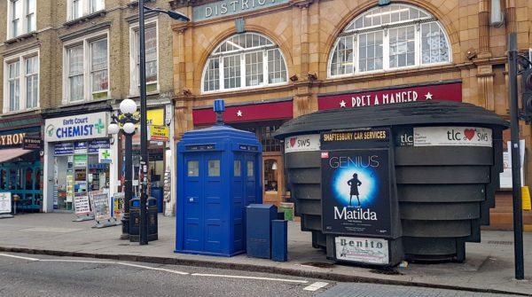 TARDIS, Fictional Place to Visit