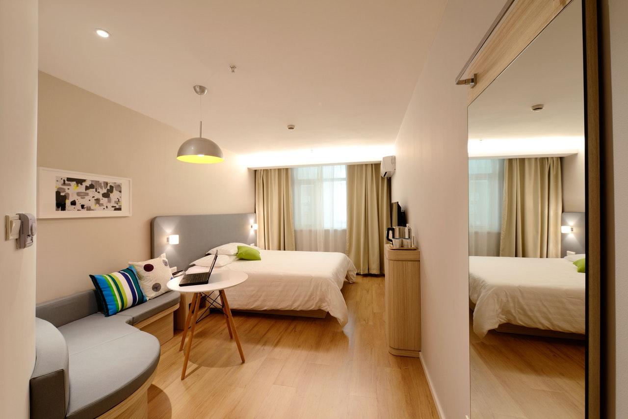 Lighting for Hotel Rooms: Hotel Room Design