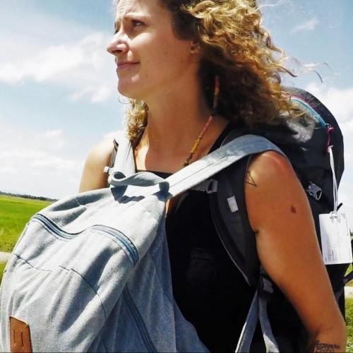 Mel from A broken backpack blog