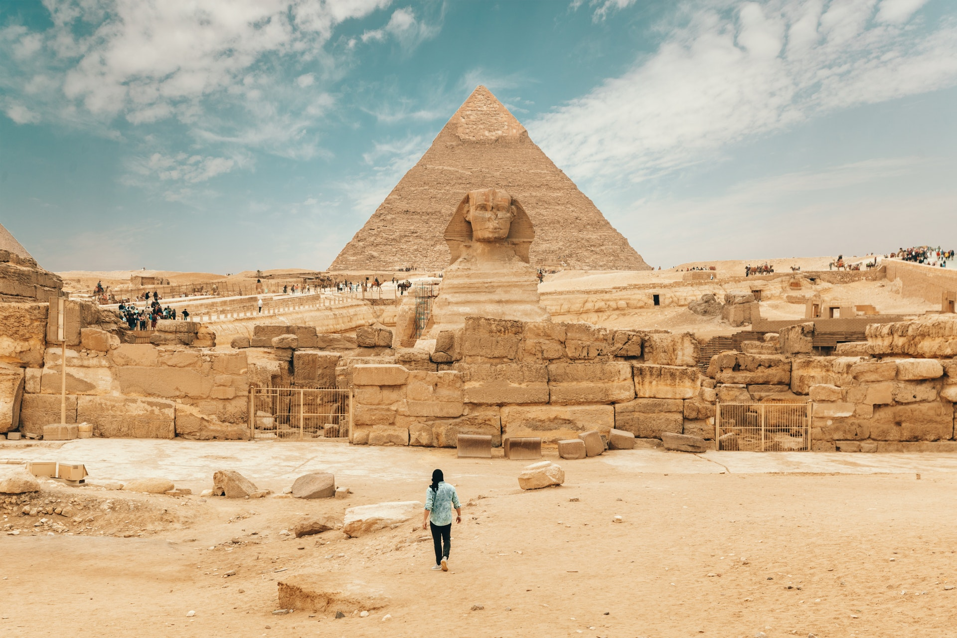 Beauties of Egypt!
