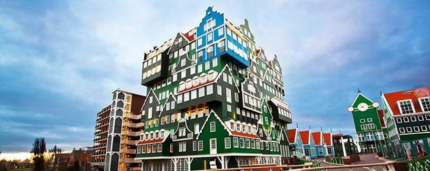 Exotic Resort in Amsterdam