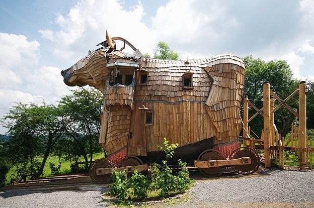 Exotic Resort in Belgium