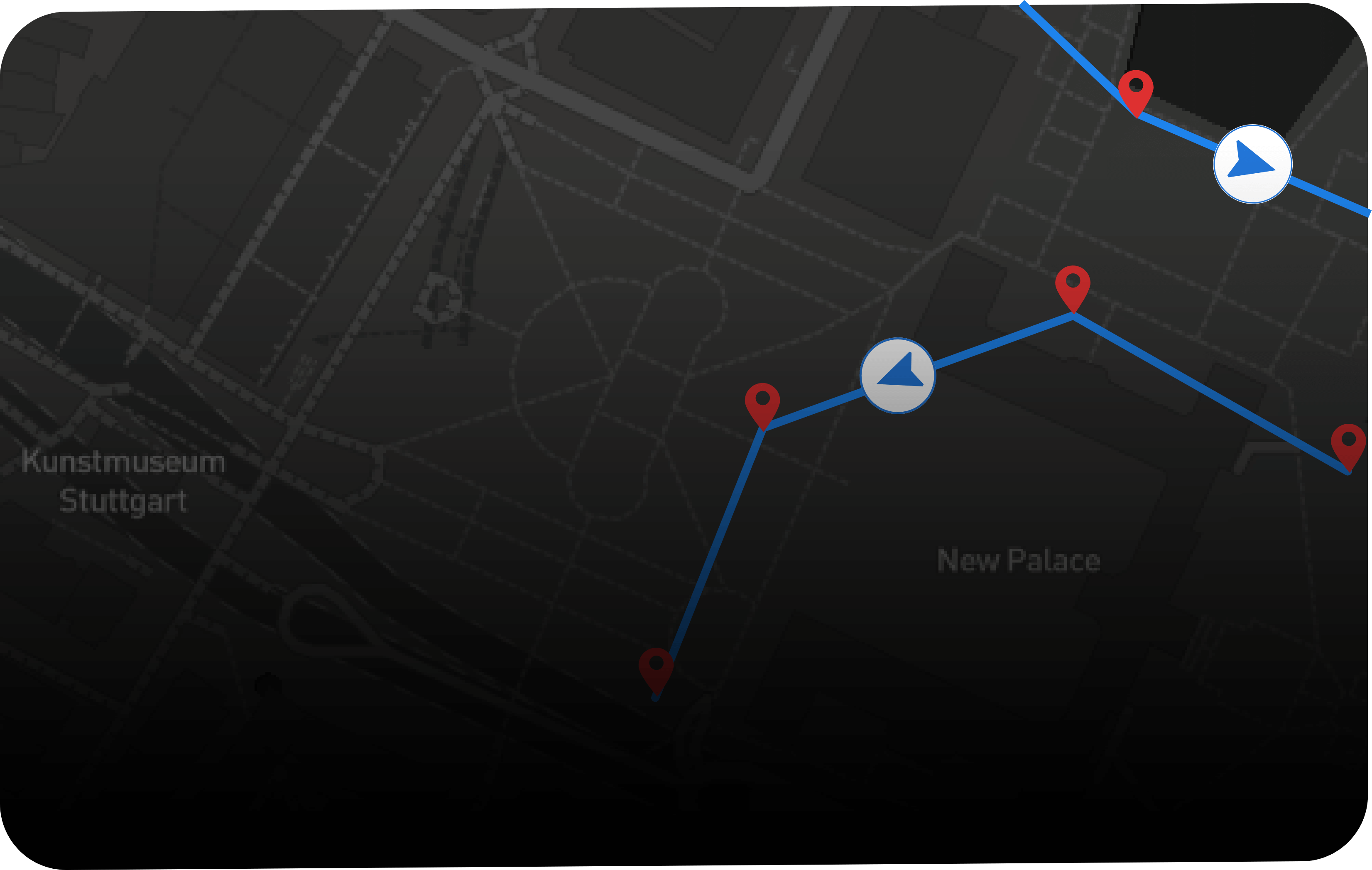 FlytZip Drone Delivery Map