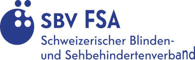 Logo of swiss federation for the blind