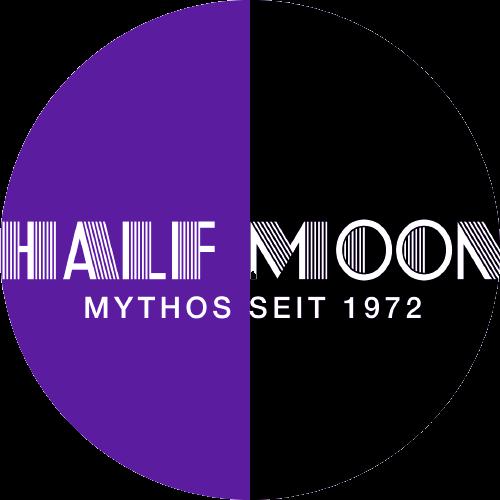 E. Halfmoon Club Logo