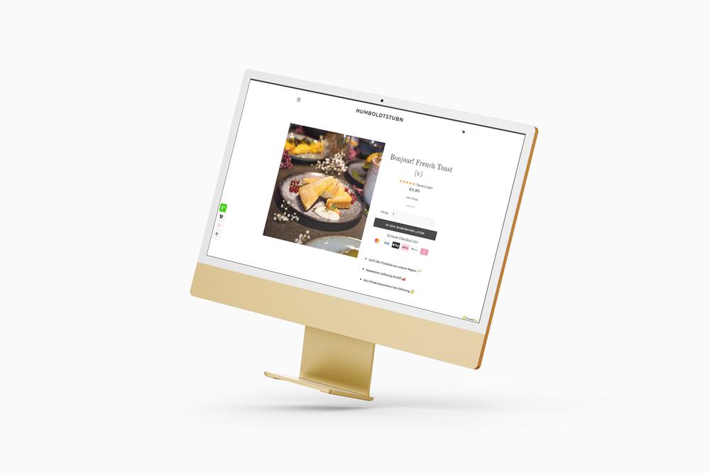 Organic Brunch Online Shop